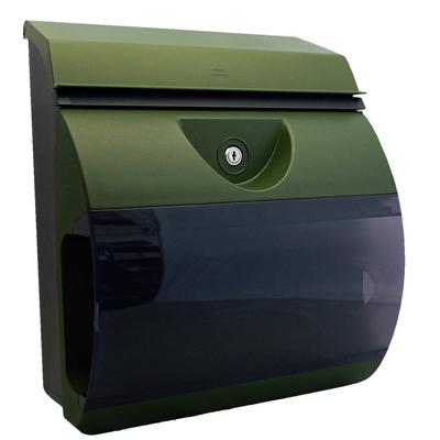 euro mail box correo green